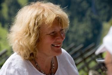 Brotbäkerin Roswitha Huber